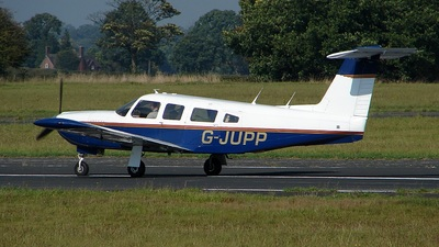 G-JUPP - Piper PA-32RT-300 Lance II - Private