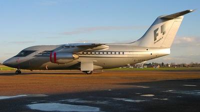 G-OFOA - British Aerospace BAe 146-100 - Formula One Management