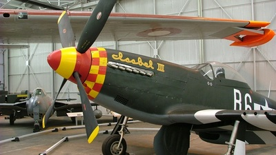 44-73415 - North American P-51D Mustang - United States - US Air Force (USAF)