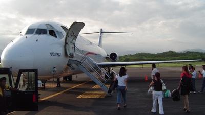 XA-ABQ - McDonnell Douglas DC-9-31 - Aerocaribe