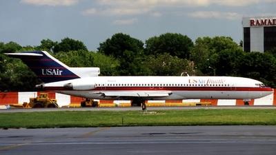 N920TS - Boeing 727-225 - USAir Shuttle
