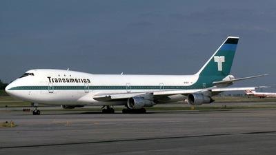 N780T - Boeing 747-130 - Transamerica Airlines