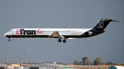YR-MDS - McDonnell Douglas MD-82 - JetTran Air