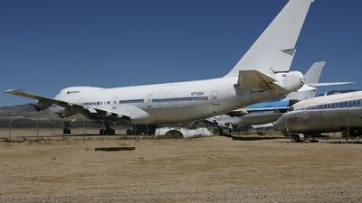 N716SA - Boeing 747-228B(M) - Southern Air