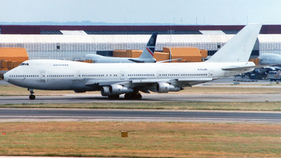 N204AE - Boeing 747-2B4B(M) - Middle East Airlines (MEA)