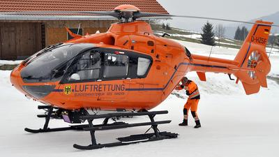D-HZSF - Eurocopter EC 135T2+ - Germany - Luftrettung