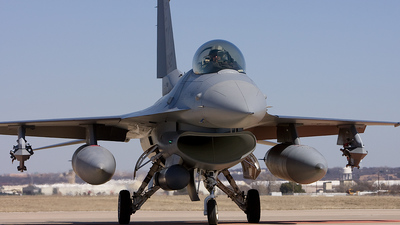 86-0242 - Lockheed Martin F-16C Fighting Falcon - United States - US Air Force (USAF)
