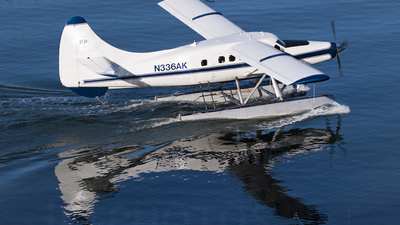 N336AK - De Havilland Canada DHC-3T Texas Turbines Super Otter - Wings Air