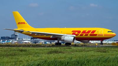 OO-DLU - Airbus A300B4-203(F) - DHL (European Air Transport)