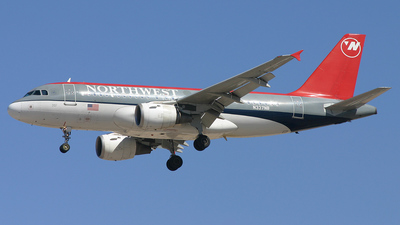 N337NB - Airbus A319-114 - Northwest Airlines