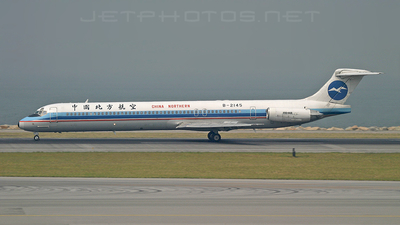 B-2145 - McDonnell Douglas MD-82 - China Northern Airlines