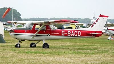 A picture of GBACO - Cessna FRA150L Aerobat - [FRA1500163] - © Jim Groom