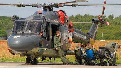 281 - Westland SH-14D Lynx - Netherlands - Navy