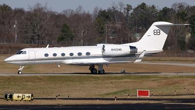 N422ML - Gulfstream G-IV - Private
