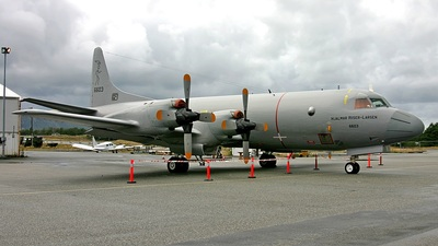 6603 - Lockheed P-3N Orion - Norway - Air Force