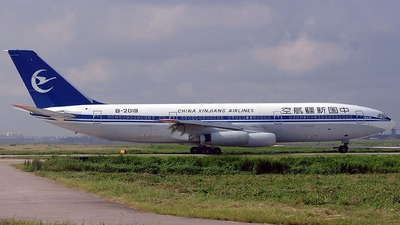 B-2019 - Ilyushin IL-86 - China Xinjiang Airlines