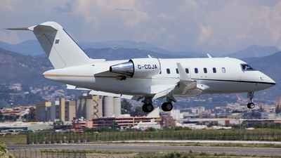 G-CGJA - Bombardier CL-600-2B16 Challenger 605 - TAG Aviation