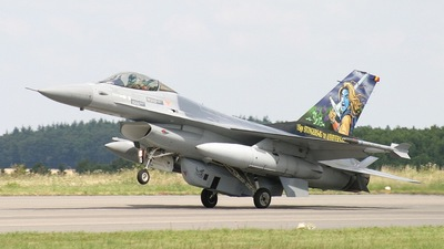 FA-112 - General Dynamics F-16AM Fighting Falcon - Belgium - Air Force