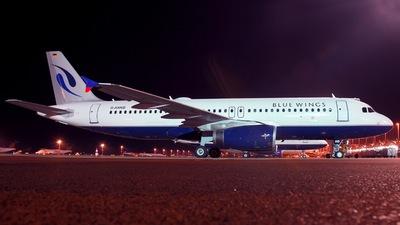 D-ANNB - Airbus A320-232 - Blue Wings
