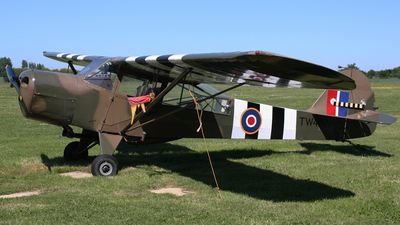 A picture of GANIE - Auster 5 Alpha - [1809] - © Mark Phillips
