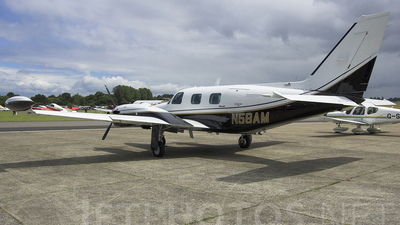 A picture of N58AM -  - [] - © Oliver Holmes