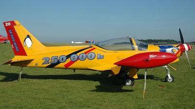 ST-20 - SIAI-Marchetti SF260M - Belgium - Air Force