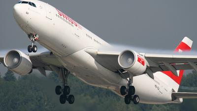 HB-IQJ - Airbus A330-223 - Swiss
