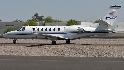 A picture of N181SG - Cessna 560 Citation V - [5600181] - © Josh Akbar
