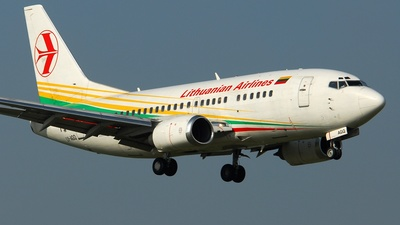 LY-AGQ - Boeing 737-524 - Lithuanian Airlines