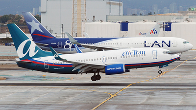 N329AT - Boeing 737-7BD - airTran Airways