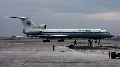RA-85443 - Tupolev Tu-154M - Dalavia - Far East Airways