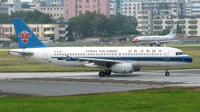 B-2343 - Airbus A320-233 - China Southern Airlines
