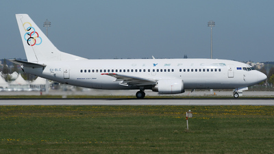SX-BLC - Boeing 737-3Q8 - Olympic Airlines
