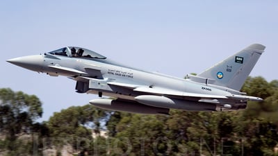 ZK060 - Eurofighter Typhoon EF2000 - Saudi Arabia - Air Force