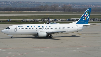 SX-BKB - Boeing 737-484 - Olympic Airlines