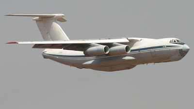 Z-WTV - Ilyushin IL-76T - Avient Aviation