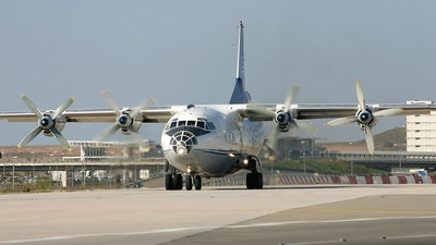 LZ-SFR - Antonov An-12 - Air Sofia
