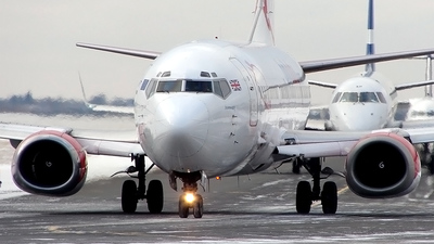 G-TOYA - Boeing 737-3Q8 - bmibaby