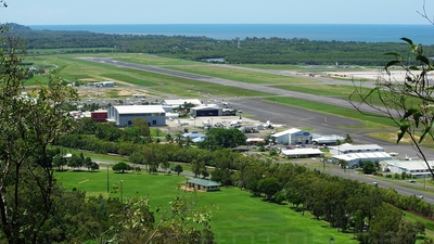 YBCS - Airport - Airport Overview