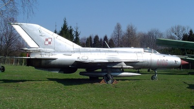4106 - Mikoyan-Gurevich Mig-21PFM Fishbed - Poland - Air Force