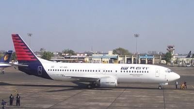 VT-SID - Boeing 737-4Q8 - Air Sahara