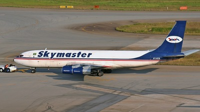 PT-MTR - Boeing 707-369C - Skymaster Airlines