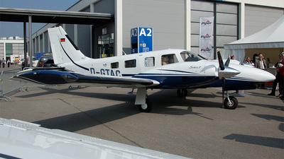 D-GTAC - Piper PA-34-220T Seneca V - Private