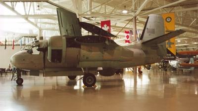 C-FUDH - Grumman CS-2F-2 Tracker - Canada - Royal Canadian Air Force (RCAF)