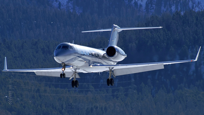 D-AJGK - Gulfstream G-IV(SP) - Windrose Air