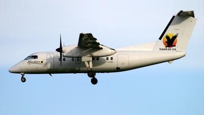 C-FGQI - Bombardier Dash 8-102 - Hawkair Aviation Services