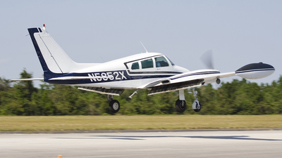 N5852X - Cessna 310F - Private