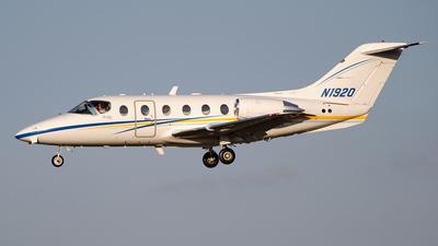 N1920 - Beechcraft 400A Beechjet - Private