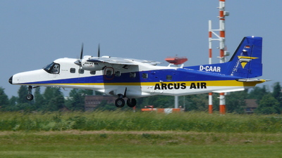 D-CAAR - Dornier Do-228-212 - Arcus-Air