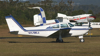 VH-BEJ - Piper PA-24-250 Comanche - Private